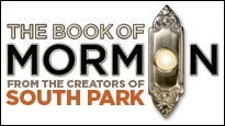 The Book of Mormon (Touring) presale password for early tickets in San Antonio