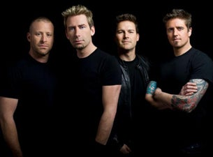 Nickelback: Feed The Machine Tour