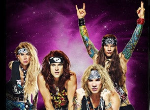 Steel Panther - Heavy Metal Rules Tour