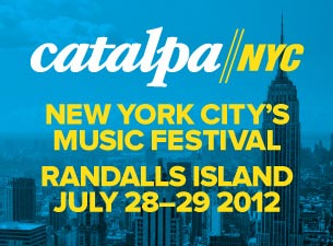 Catalpa Music Festival Tickets