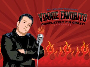 Vinnie Favorito Tickets