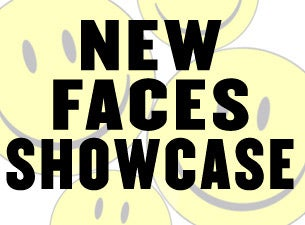 New Faces Showcase Tickets
