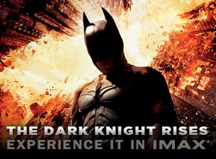 The Dark Knight Rises Tickets