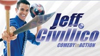 Jeff Civillico Tickets