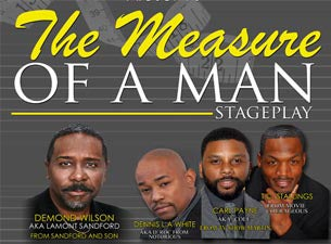 The Measure of a Man Tickets