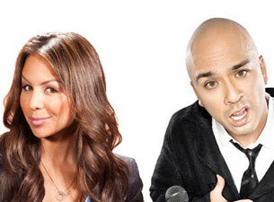 Anjelah Johnson & Jo Koy Tickets