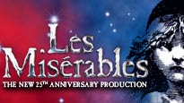 presale code for Les Miserables (Touring) tickets in Rochester - NY (Rochester Auditorium Theatre)