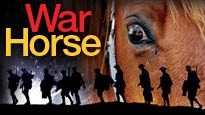 War Horse (Touring) discount offer for show in Edmonton, AB (Northern Alberta Jubilee Auditorium)