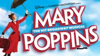 Mary Poppins (Touring) discount offer for performance in Vancouver, BC (Queen Elizabeth Theatre)