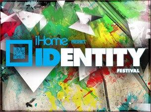 Identity FestivalTickets