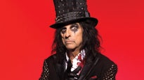 Alice Cooper pre-sale password for concert tickets in Merrillville, IN (Star Plaza Theatre)
