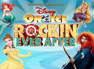 Disney On Ice: Rockin' Ever After Tickets