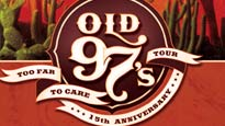 Old 97's presale passcode for show tickets in Cambridge, MA (The Sinclair)