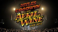 presale password for April Wine & Myles Goodwyn tickets in Coquitlam - BC (Red Robinson Show Theatre)