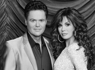 Donny and Marie Osmond (Las Vegas) Tickets