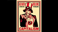 Henry Rollins - Capitalism pre-sale password for early tickets in Jackson
