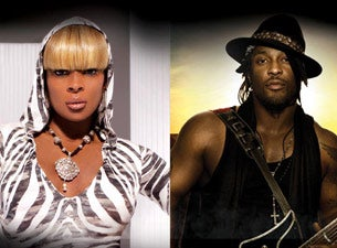 Mary J Blige & D'Angelo Tickets
