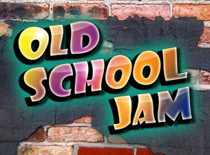 Old School Jam Tickets