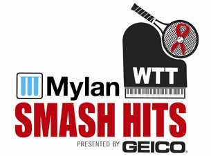 Mylan WTT Smash Hits presented by GEICO Tickets
