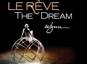 Le Reve At Wynn Las Vegas Tickets