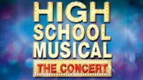 High School Musical - the Concert Tickets