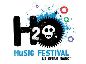 H2O Music Festival Tickets