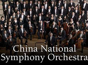 China National Symphony Tickets