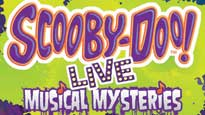 Scooby-Doo Live! Musical Mysteries presale password for early tickets in Morgantown
