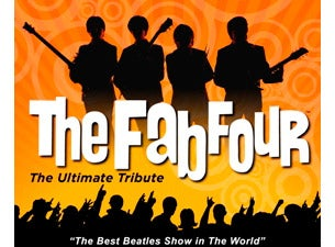 The Fab Four - The Ultimate Tribute Tickets