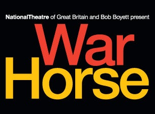 War Horse (Chicago) Tickets