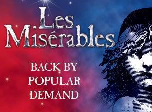 Les Miserables (Chicago) Tickets