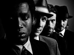 Vintage Trouble with Special Guest Joanna Teters