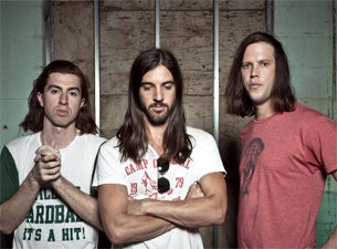 The Whigs Tickets