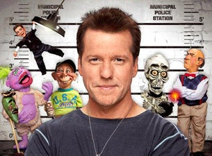 Jeff Dunham Ticketmaster