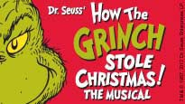 Dr. Seuss' How the Grinch Stole Christmas! The Musical discount password for show tickets in New York, NY (The Theater at Madison Square Garden)