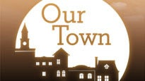 Our Town At Ford's Theatre discount offer for show tickets in Washington, DC (Ford's Theatre)
