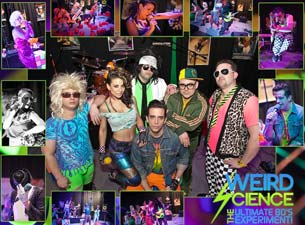 Weird Science Tickets