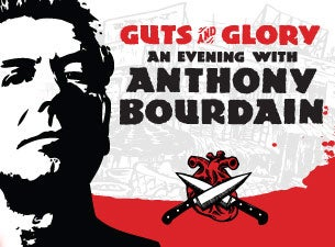 Anthony Bourdain Tickets