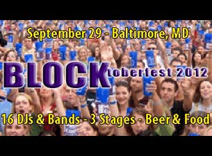 Blocktoberfest Tickets