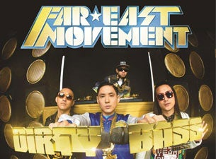 Far East Movement Tickets