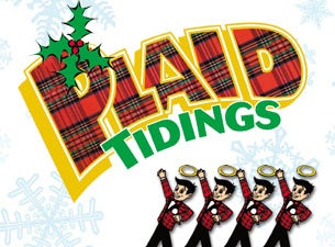 Walnut Street Theatre's Plaid Tidings Tickets