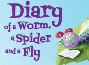 Walnut Street Theatre's Diary of a Worm, a Spider, and a FlyTickets