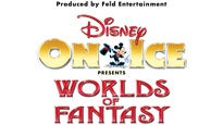 Disney On Ice: Worlds of Fantasy discount offer for performance tickets in Charleston, WV (Charleston Civic Center)