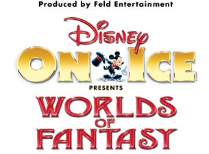 Disney On Ice: Worlds of Fantasy Tickets