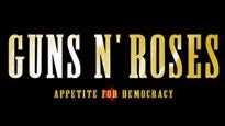More Info AboutGuns N' Roses - Appetite for Democracy