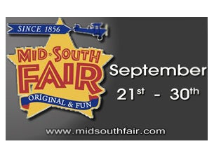 Mid-South Fair, Wristbands & Admission Packages