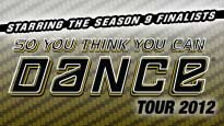 presale passcode for So You Think You Can Dance tickets in St. Louis - MO (Fabulous Fox Theatre)
