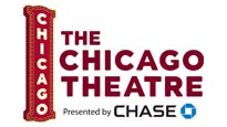 Logo for The Chicago Theatre