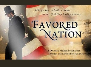 Favored Nation Tickets