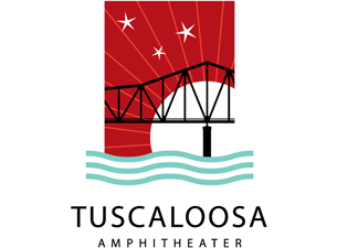 Logo for Tuscaloosa Amphitheater